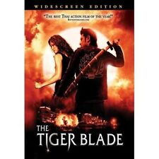 The Tiger Blade (DVD, 2008)