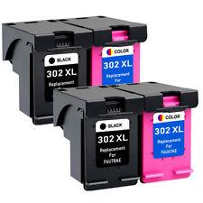 DRUCKER PATRONEN für HP 302 XL OfficeJet 3830 3831 3832 3833 3834 3835 4650 5220