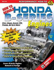 How to Rebuild Acura Integra Engine 2001 2000 1999 1998 1997 1996 1995 1994