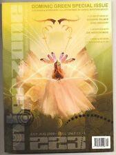 INTERZONE #223 DOMINIC GREEN issue; JOE ABERCROMBIE, David Langford