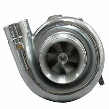 CXRacing T76 Turbo Charger TurboCharger T4 .68 AR P Trim For Civic Eclipse 4G63