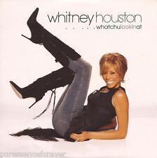 WHITNEY HOUSTON - Whatchulookinat (EU 2 Trk CD Single)