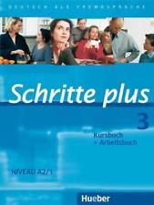 Schritte plus 3 von Silke Hilpert, Monika Reimann, Daniela Niebisch, Andreas...