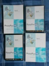 Serif PhotoPlus 10 Studio Pack + Studio Extras, Resource Guide & Companion