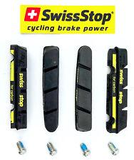 2020 SwissStop Black Prince Flash Pro Carbon Rim Brake Pads fits Shimano & SRAM