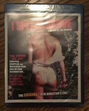 I Spit On Your Grave Original 1978 Blu-Ray Sealed Out of Print OOP