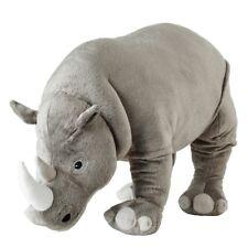 IKEA DJUNGELSKOG Stofftier NASHORN 60cm Rhinozeros Kuschel Kuscheltier XXL