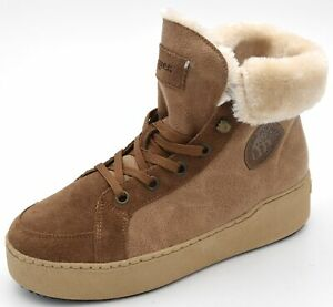 BLAUER WOMAN POLISH SNEAKER SHOES CASUAL FREE TIME SUEDE CODE 9FMADELINE04