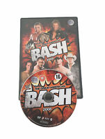 WWE - The Great American Bash 2008 (DVD, 2008) (Good Condition) Tested And Works