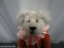 Rose Jester Mulbeary'S By Kathy Mullin #11 7-7-87 7 1/2 inches Fully Jointed