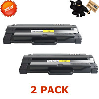2pk 330-9523 (7H53W) High Yield Toner Cartridge for Dell 1130 1130n 1133 1135n