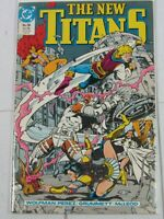 The New Titans 58  1989  DC Comics  Teen Titans