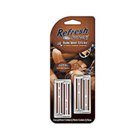 Lexol Leather Air Freshener Pack with 4 x Leather Vent Sticks (1-Pack)
