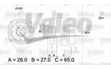 VALEO Alternador 80A 436635