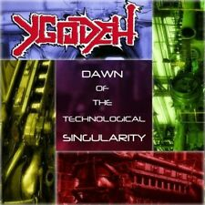 YGODEH - DAWN OF THE TECHNOLOGICAL SING   CD NEU