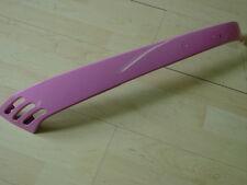 gebrauchtes Seitenteil unten hinten links Vespa LX 50 oder 125 rosa 567 Kratzer