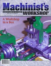 Machinist's Workshop Magazine Vol.27 No.6 December 2014 / January 2015