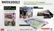 Watch Dogs 2 DELUXE EDITION PS4 AUSSIE VERSION BRAND NEW AUS POST