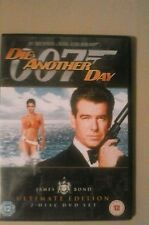Die Another Day (2-Disc ultimate edition)  JAMES BOND.  new - not sealed.