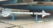 K-13 Vympel AA-2 Atoll Russia Missile Mahogany Kiln Dry Wood Model Large New