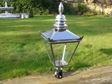 Victorian Style Traditional Style post lamp post lantern garden Stainless steel