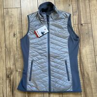 Marmot Women's Variant Insulated Vest Steel Onyx Size Medium NWT $120