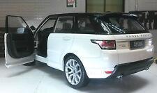 Land Range Rover Sport SDV6 V8 5.0 2015 1:24 Scale Diecast Detailed Model