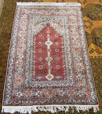 Silk Turkish Antique Carpets & Rugs