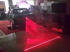 Motorcycle SAFETY device - Red LASER BRake Light - Perimiter BREACH - KIT