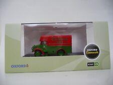 Oxford Diecast 76BD015 Bedford OX 30cwt van Christmas model 2013 1:76 OO scale