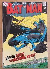 DC Batman #219 - Adams cover - Zustand FN/VF (7.0)