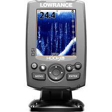 Эхолот Lowrance Hook-3x DSI (455/800 кГц) (000-12636-001) Fish Finders Lowran...