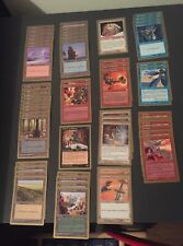 MTG World Championship 1997 Gold Bordered Card Lot Seattle
