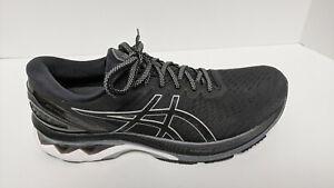 Asics Gel-Kayano 27 Running Shoes, Black, Women's 13 Wide