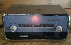 Rare 1960s British Vintage Heathkit FM-4U FM Mono Radio Tuner