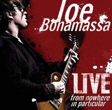 Joe Bonamassa-Live From Nowhere In Particular 2 VINILE LP NUOVO