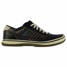 Mens Skechers Piers Sport Trainers Casual Shoes Lace Up New