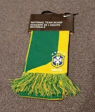 NIKE Brazil Scarf - Brand New with Tag