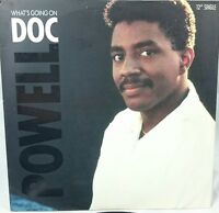 Doc Powell what's going on                    LP Record