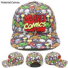 Marvel Comics Performance Kappe Cap Basecap Schirmmütze Mütze Tenniscap Golfcap