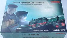 """Märklin 29013 Digital-Startpackung """"Gleis1"""" mit Dampflok BR 74 DB #NEU in OVP"""