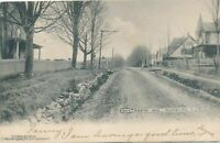 HAMBURG NJ - North Avenue - udb - 1906