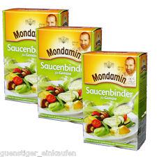 6x 250g Mondamin Saucenbinder pour Légumes Gartenkräuter Sauce Poisson Fromage