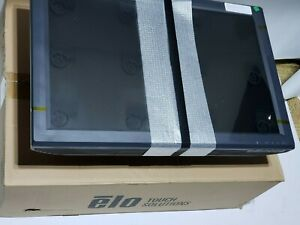 """ELO TOUCH SCREEN SOLUTION 24"""" LCD Monitor Great Touch Panel condition ET2400LM"""