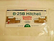 1/72 DK Decals Waterslide USAAF 4 B 25 Doolittle Raiders B25 B Mitchell #72006