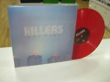 THE KILLERS LP HOT FUSS RED VINYL