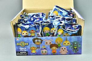 Digimon Series 2 Figure Bag Clip Backpack NEW Blind Bag Devimon Tai
