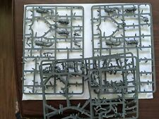 Warhammer Age of Sigmar - Ossiarch Bonereapers - Gothizzar Harvester bits