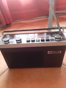 Ancienne radio vintage OPTALIX TO308 transistor
