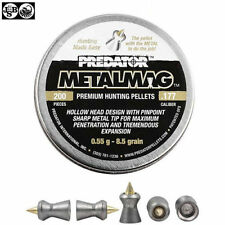 JSB PREDATOR METALMAG .177 4.50mm Airgun Pellets 200pcs (HUNTING PELLETS)